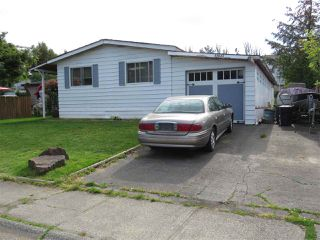 Main Photo: 33840 GILMOUR Drive in Abbotsford: Central Abbotsford Manufactured Home for sale : MLS®# R2406737