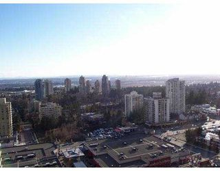 """Photo 2: 2702 7178 COLLIER Street in Burnaby: Middlegate BS Condo for sale in """"ARCADIA"""" (Burnaby South)  : MLS®# V633713"""