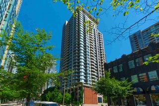 "Photo 1: 710 928 HOMER Street in Vancouver: Yaletown Condo for sale in ""YALETOWN PARK 1"" (Vancouver West)  : MLS®# R2429120"