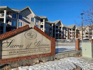 Photo 1: 127 8535 BONAVENTURE Drive SE in Calgary: Acadia Apartment for sale : MLS®# C4285053