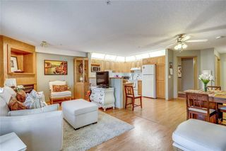 Photo 16: 127 8535 BONAVENTURE Drive SE in Calgary: Acadia Apartment for sale : MLS®# C4285053
