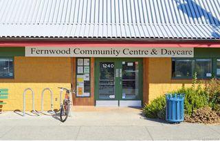 Photo 30: 2 1376 Pandora Ave in Victoria: Vi Fernwood Condo for sale : MLS®# 841235