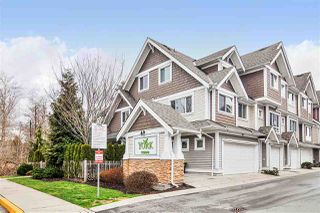 """Photo 1: 1 7298 199A Street in Langley: Willoughby Heights Townhouse for sale in """"York"""" : MLS®# R2513657"""