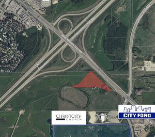 Main Photo: 15320 MARK MESSIER Trail in Edmonton: Zone 40 Land Commercial for sale : MLS®# E4223098
