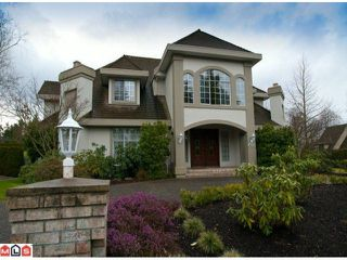 """Photo 1: 16730 27TH AV in Surrey: Grandview Surrey House for sale in """"Kensington Heights"""" (South Surrey White Rock)  : MLS®# F1104046"""