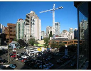 "Photo 6: 708 950 DRAKE Street in Vancouver: Downtown VW Condo for sale in ""ANCHOR POINT"" (Vancouver West)  : MLS®# V661241"