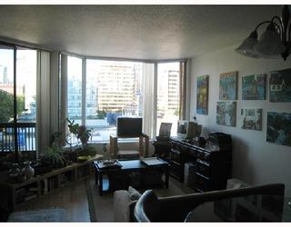 "Photo 2: 708 950 DRAKE Street in Vancouver: Downtown VW Condo for sale in ""ANCHOR POINT"" (Vancouver West)  : MLS®# V661241"