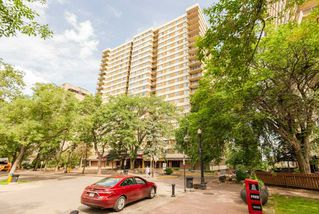 Photo 28: 1105 9909 104 Street NW in Edmonton: Zone 12 Condo for sale : MLS®# E4169504