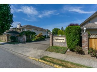 "Photo 2: 136 5641 201 Street in Langley: Langley City Townhouse for sale in ""The Huntington"" : MLS®# R2409027"