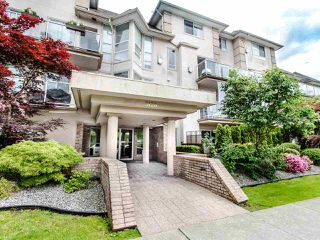 "Main Photo: 305 3128 FLINT Street in Port Coquitlam: Glenwood PQ Condo for sale in ""FRASER COURT TERRACE"" : MLS®# R2456754"