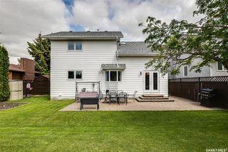 Photo 32: 318 BENTHAM Crescent in Saskatoon: Erindale Residential for sale : MLS®# SK811182