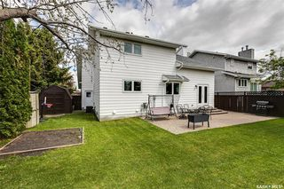 Photo 33: 318 BENTHAM Crescent in Saskatoon: Erindale Residential for sale : MLS®# SK811182