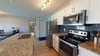 Photo 7: 111 142 EBBERS Boulevard in Edmonton: Zone 02 Condo for sale : MLS®# E4201310