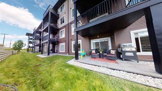 Photo 26: 111 142 EBBERS Boulevard in Edmonton: Zone 02 Condo for sale : MLS®# E4201310