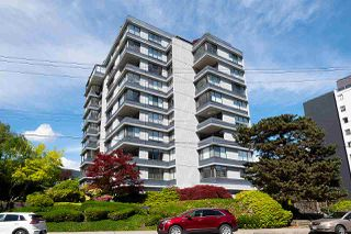 "Main Photo: 501 2167 BELLEVUE Avenue in West Vancouver: Dundarave Condo for sale in ""Vandermar West"" : MLS®# R2501263"