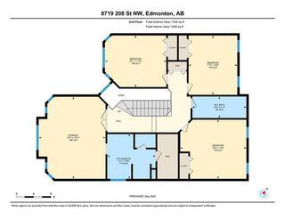 Photo 36: 8719 208 Street in Edmonton: Zone 58 House for sale : MLS®# E4216259