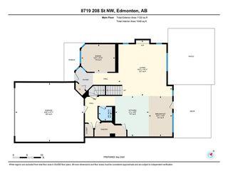 Photo 35: 8719 208 Street in Edmonton: Zone 58 House for sale : MLS®# E4216259