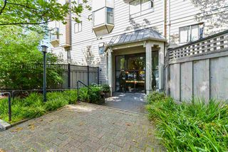 Photo 1: 407 777 EIGHTH STREET in New Westminster: Uptown NW Condo for sale : MLS®# R2479408