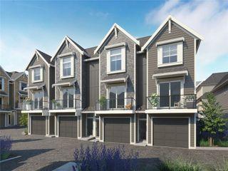 Photo 1: 1150 Moonstone Loop in : La Bear Mountain Row/Townhouse for sale (Langford)  : MLS®# 862872