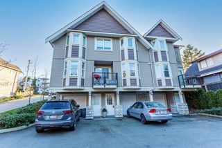 """Main Photo: 23 33313 GEORGE FERGUSON Way in Abbotsford: Central Abbotsford Townhouse for sale in """"Cedar Lane"""" : MLS®# R2528569"""