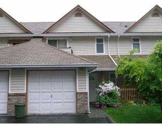 "Photo 1: 27 20699 120B Avenue in Maple_Ridge: Northwest Maple Ridge Townhouse for sale in ""GATEWAY"" (Maple Ridge)  : MLS®# V651369"