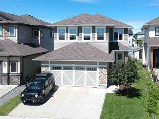 Photo 1: 404 MEADOWVIEW Drive: Fort Saskatchewan House for sale : MLS®# E4174543