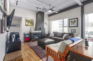 "Photo 9: 510 549 COLUMBIA Street in New Westminster: Downtown NW Condo for sale in ""C2C LOFTS AND FLATS"" : MLS®# R2419232"