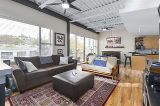 "Photo 7: 510 549 COLUMBIA Street in New Westminster: Downtown NW Condo for sale in ""C2C LOFTS AND FLATS"" : MLS®# R2419232"