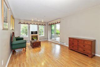 Photo 2: 111 3065 PRIMROSE Lane in Coquitlam: North Coquitlam Condo for sale : MLS®# R2457737