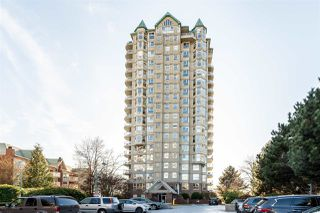 "Photo 1: 1006 1250 QUAYSIDE Drive in New Westminster: Quay Condo for sale in ""THE PROMENADE"" : MLS®# R2460422"