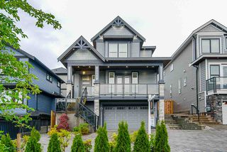Main Photo: 3393 DERBYSHIRE Avenue in Coquitlam: Burke Mountain House for sale : MLS®# R2472112