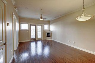 Photo 2: 244 10121 80 Avenue in Edmonton: Zone 17 Condo for sale : MLS®# E4206945