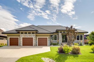 Photo 1: 231 WINDERMERE Drive in Edmonton: Zone 56 House for sale : MLS®# E4213645