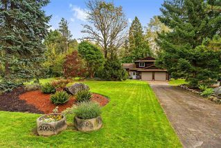 """Photo 1: 2068 180 Street in Surrey: Hazelmere House for sale in """"REDWOOD HEIGHTS"""" (South Surrey White Rock)  : MLS®# R2508182"""