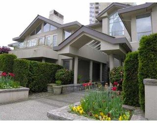 "Photo 1: B3 2202 MARINE DR in West Vancouver: Dundarave Condo for sale in ""STRATFORD COURT"" : MLS®# V565590"