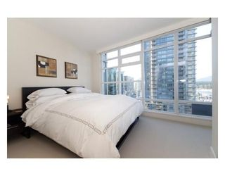 Photo 7: # 1502 1205 W HASTINGS ST in Vancouver: Condo for sale : MLS®# V850025