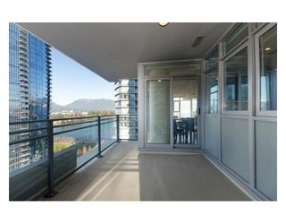 Photo 8: # 1502 1205 W HASTINGS ST in Vancouver: Condo for sale : MLS®# V850025