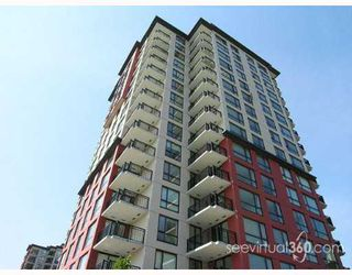 "Photo 8: 1205 813 AGNES Street in New_Westminster: Downtown NW Condo for sale in ""NEWS"" (New Westminster)  : MLS®# V652250"