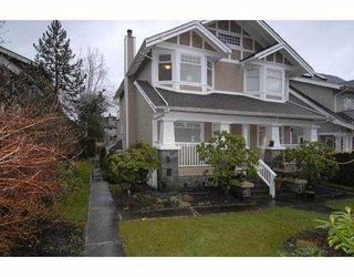 Photo 2: 1987 W 14TH Avenue in Vancouver: Kitsilano Townhouse for sale (Vancouver West)  : MLS®# V683012