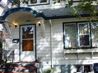 Main Photo: 153 Lenore Street/ Wolseley in Winnipeg: West End / Wolseley House/Single Family for sale (Wolseley)  : MLS®# 2515039
