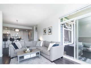 """Photo 4: 205 2242 WHATCOM Road in Abbotsford: Abbotsford East Condo for sale in """"WATERLEAF"""" : MLS®# R2455089"""