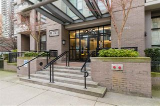 Photo 12: 809 1295 RICHARDS Street in Vancouver: Downtown VW Condo for sale (Vancouver West)  : MLS®# R2479399