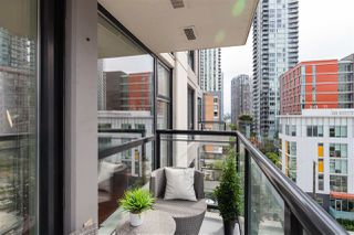 Photo 15: 809 1295 RICHARDS Street in Vancouver: Downtown VW Condo for sale (Vancouver West)  : MLS®# R2479399