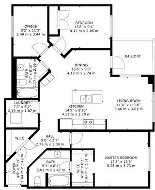 Photo 26: 307 10523 123 Street in Edmonton: Zone 07 Condo for sale : MLS®# E4208240