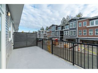 "Photo 30: 25 8370 202B Street in Langley: Willoughby Heights Townhouse for sale in ""Kensington Lofts"" : MLS®# R2517142"