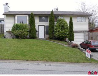 Photo 1: 7932 HERON Street in Mission: Mission BC House for sale : MLS®# F2708770