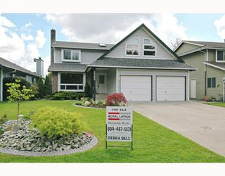 Photo 1: 23280 118TH Avenue in Maple_Ridge: Cottonwood MR House for sale (Maple Ridge)  : MLS®# V645648