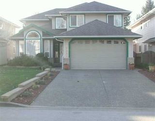 """Photo 1: 12223 BONSON RD in Pitt Meadows: Mid Meadows House for sale in """"SOMERSET"""" : MLS®# V574938"""