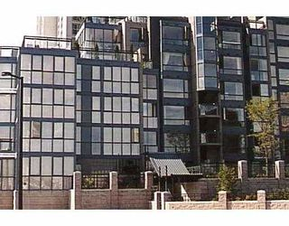 """Main Photo: 703 1388 HOMER Street in Vancouver: Downtown VW Condo for sale in """"GOVERNOR'S VILLAS"""" (Vancouver West)  : MLS®# V631040"""