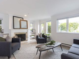"""Main Photo: 721 W 7TH Avenue in Vancouver: Fairview VW Condo for sale in """"The Fountains"""" (Vancouver West)  : MLS®# R2410519"""
